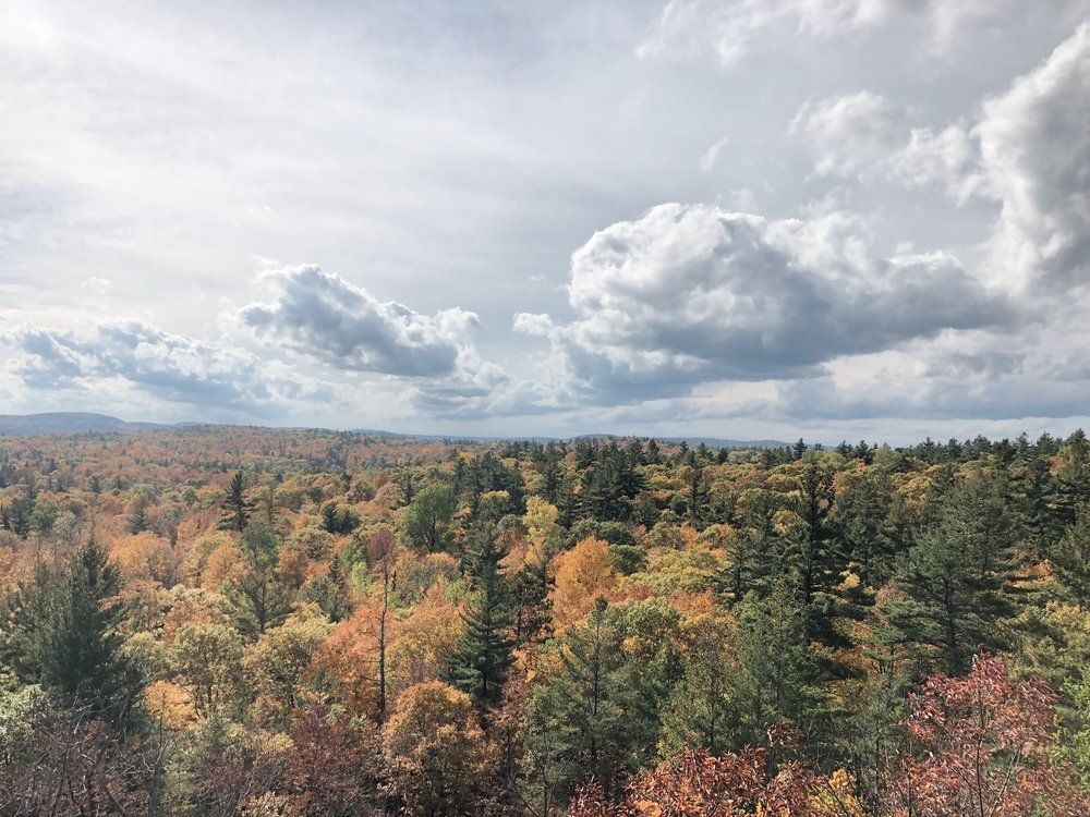 Manitou Mountain Trail