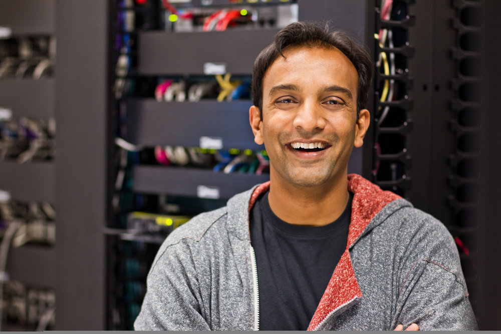 DJ Patil - DJ Patil is the former U. S. Chief Data Scientist, is known for helping establish the field of data science, and has helped build numerous successful technology companies