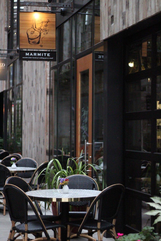 marmite patio