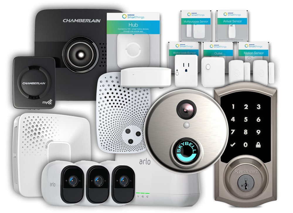 select image for expanded view - Home Security Systems