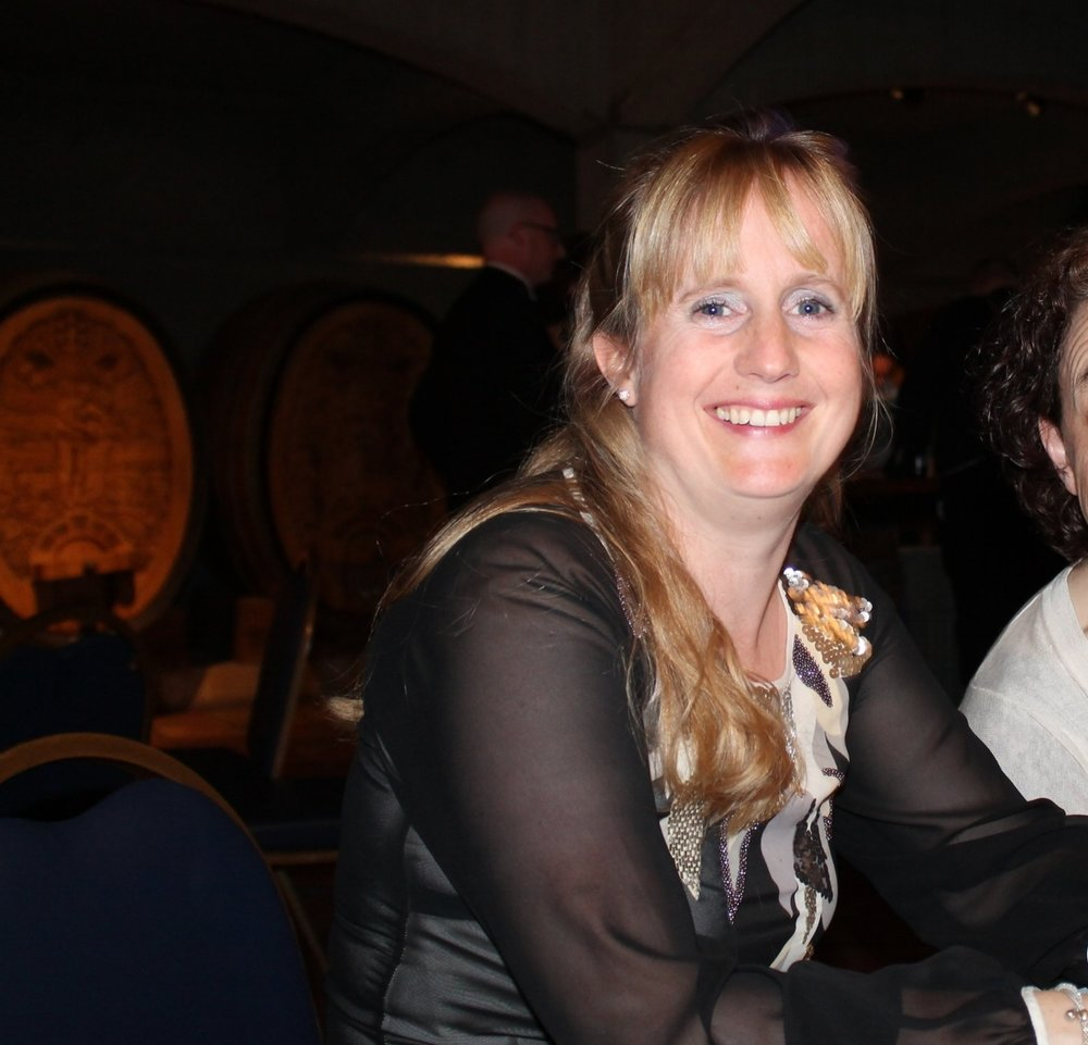 Liz Carleton - Social Secretary