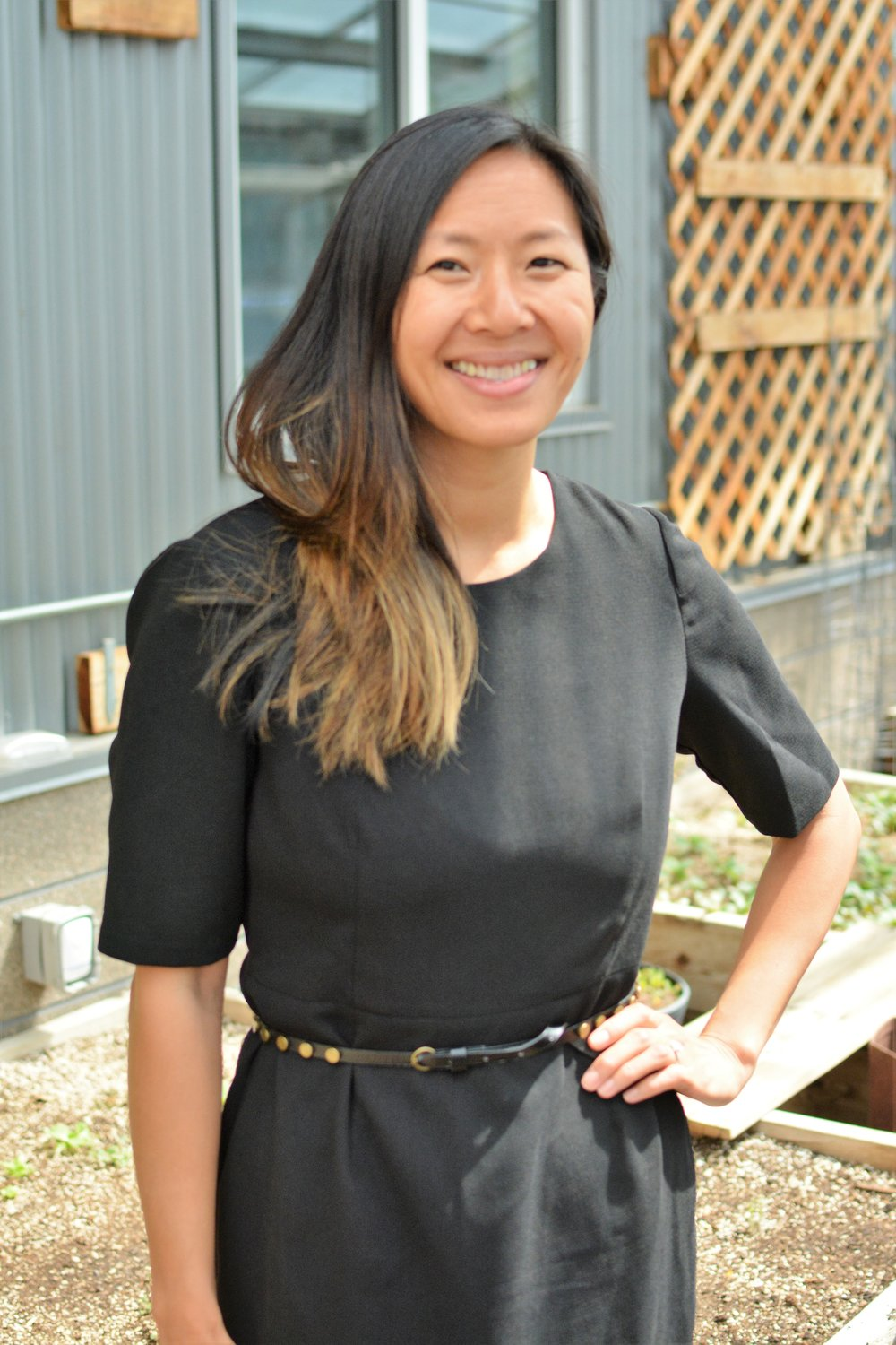 Sisi Dong Brinn , Chief Impact Officer