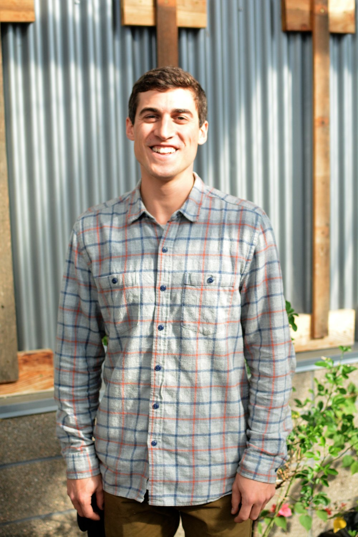 Tommy Crosby,  Food Access Coordinator