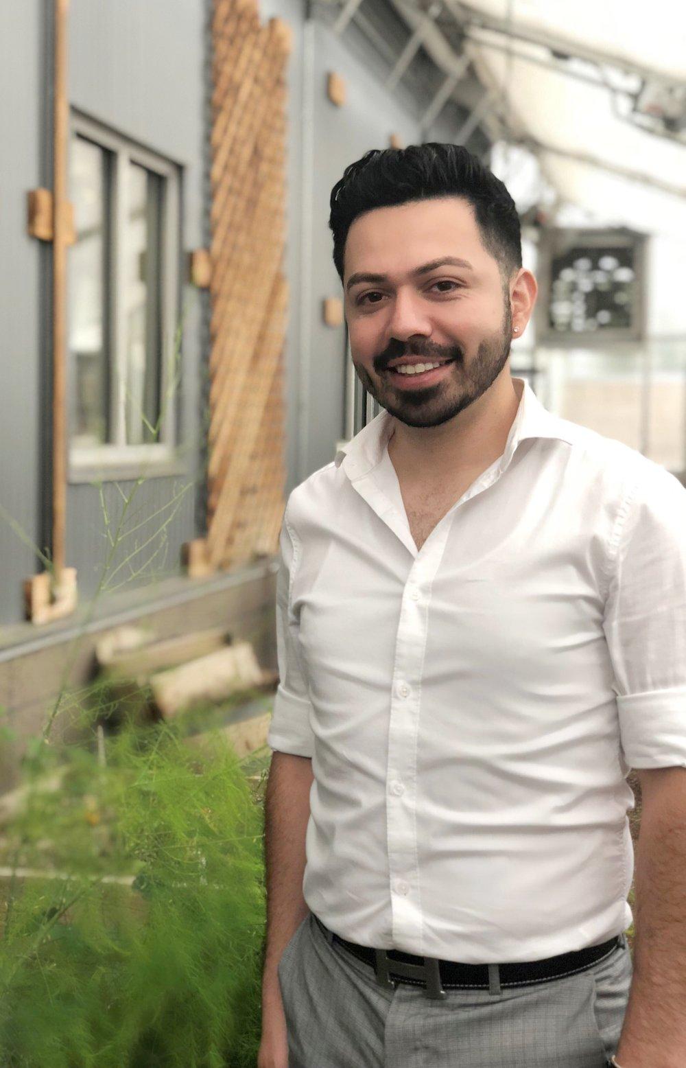 Jose Navarro , Program Coordinator