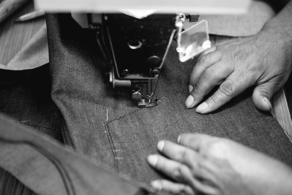 - SEWING