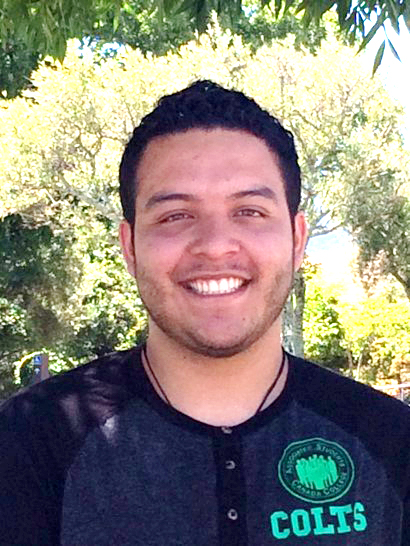 """L. Mendez,San Jose Villanueva,El Salvador - """"I just completed my second year at Cañada and will be transferring to Notre Dame de Namur University for the Fall 2018 semester on a full President's Scholarship where I'll be studying International Business. """""""