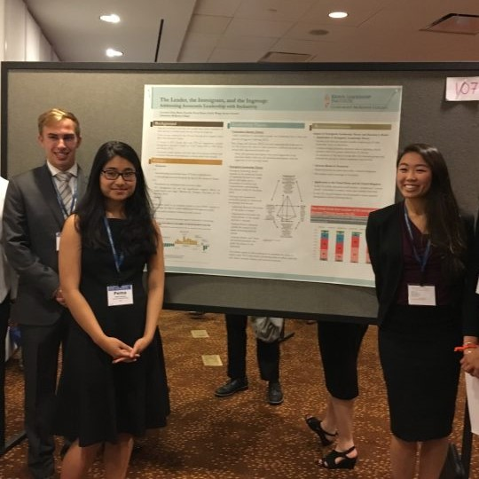 Team KLI Presents Research At International Conference - Read about KLI students presenting their research at a research conference.Read More →