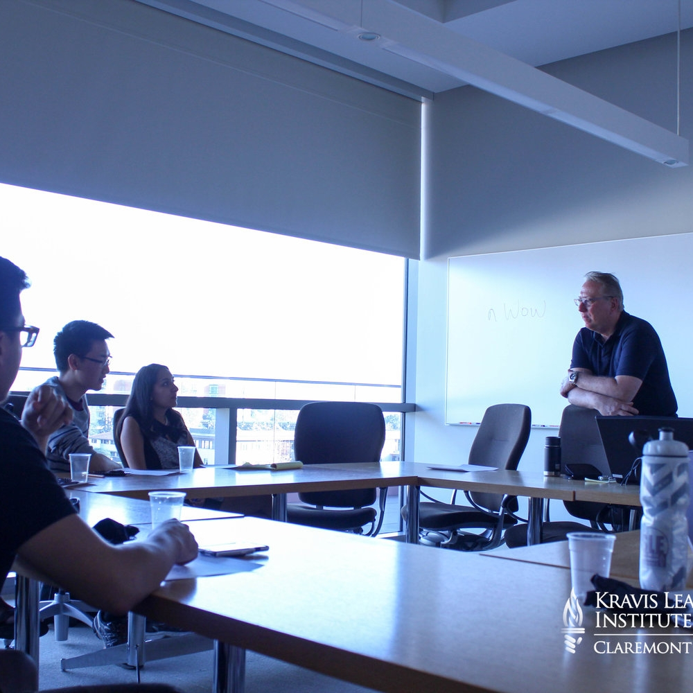 "How to Lead and Influence Without Formal Authority, A Workshop with Professor David Day - We often underestimate our ability to lead. KLI Academic Director Professor David Day conducted a leadership development workshop to share the art and science of getting people to say ""yes."