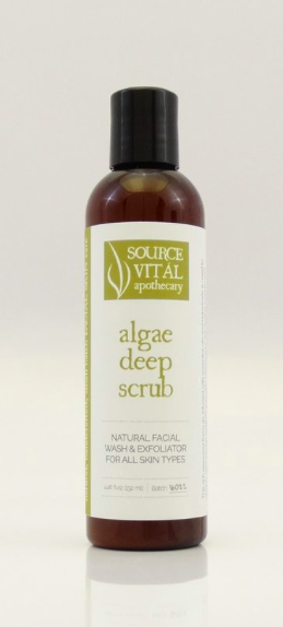 Source Vitál Apothecary Agae Deep Scrub