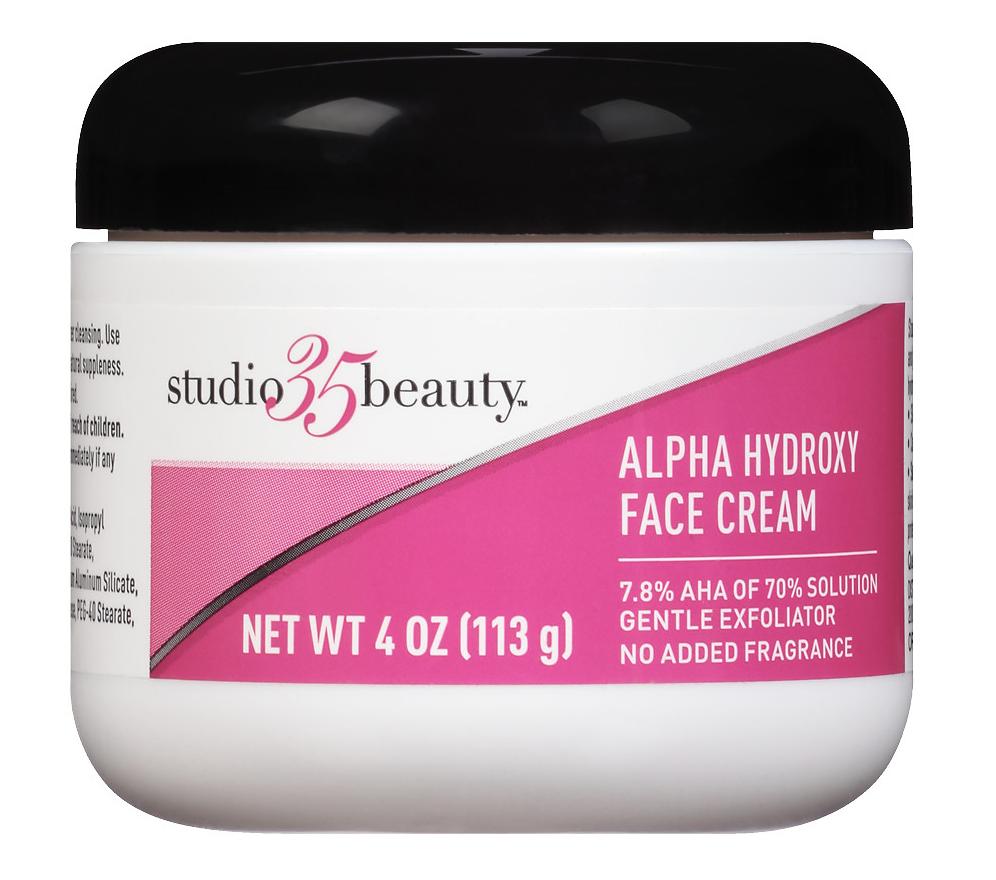 Studio beauty 35 alpha hydroxy cream