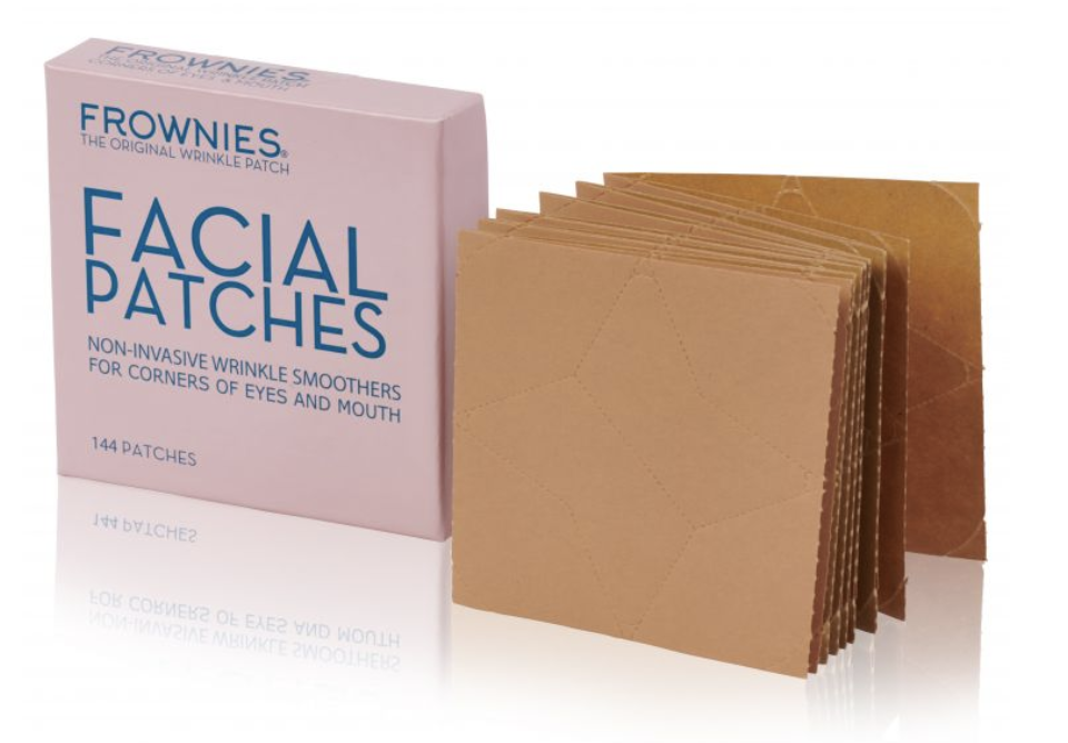 Frownies- Women Owned!  Overnight Wrinkle-treatment patches