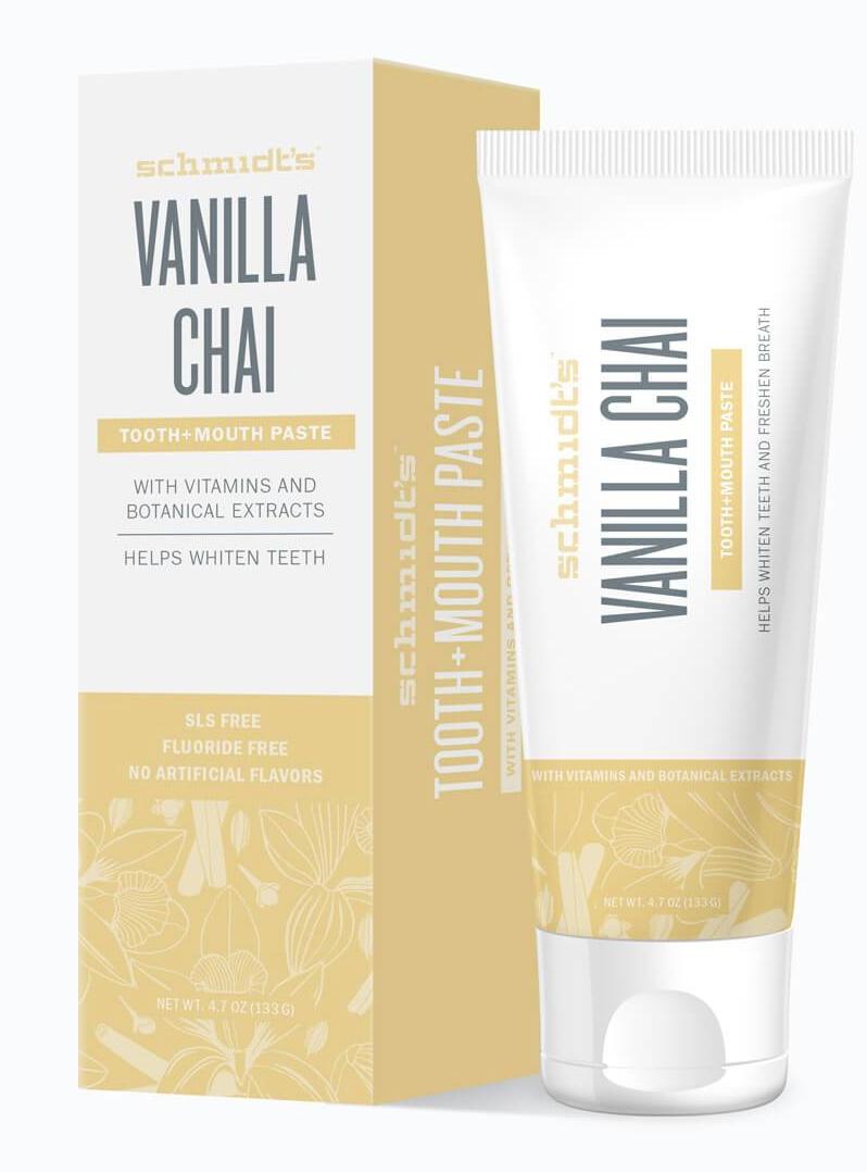Schmidt's Vanilla Chai Deodorant
