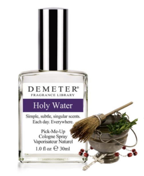 Demeter Holy Water