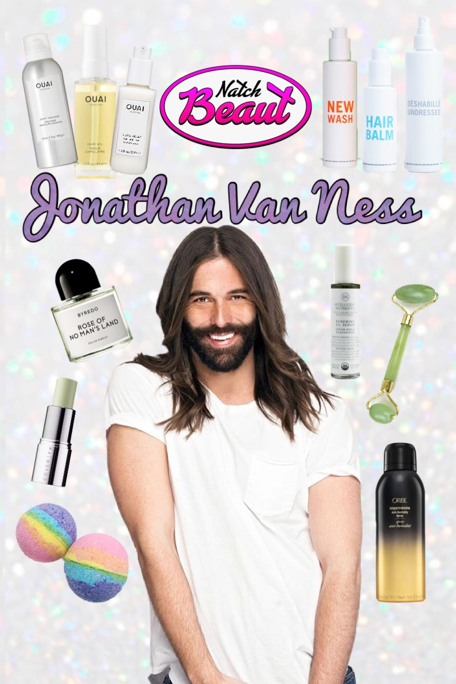 Cute Hair with Jonathan Van Ness Episode Guide — Natch Beaut