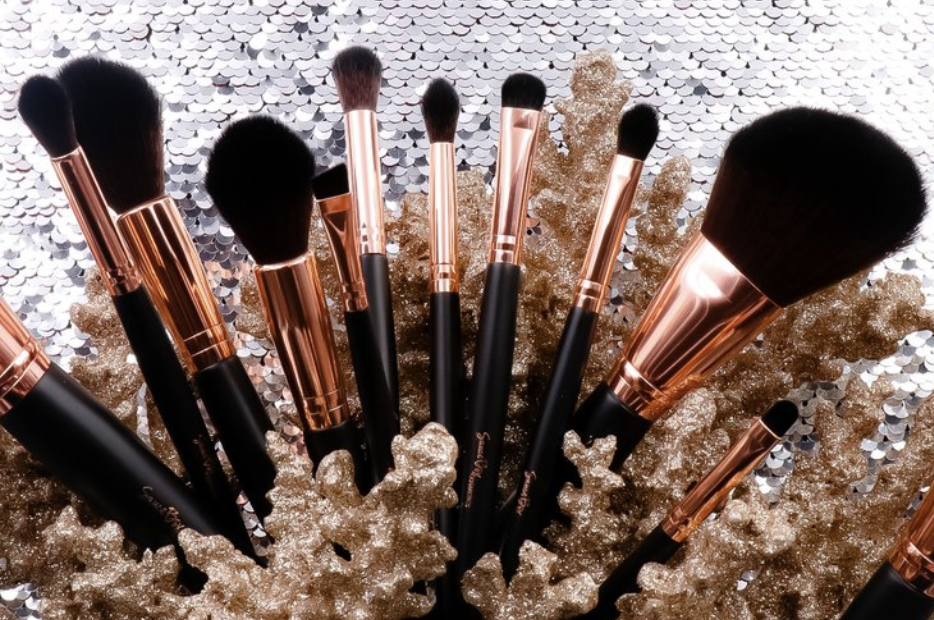 Saucebox gold digger brush set