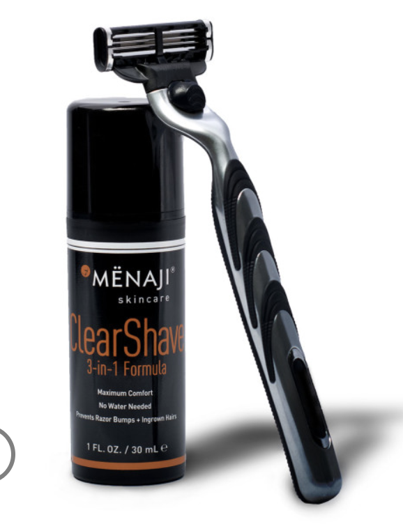 Clear Shave by Menagie