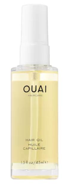 Ouai oil on ends