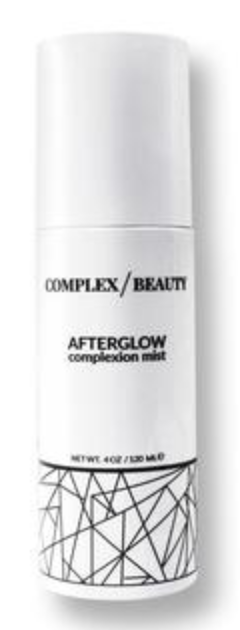 Complex Beauty AFTERGLOW complexion mist