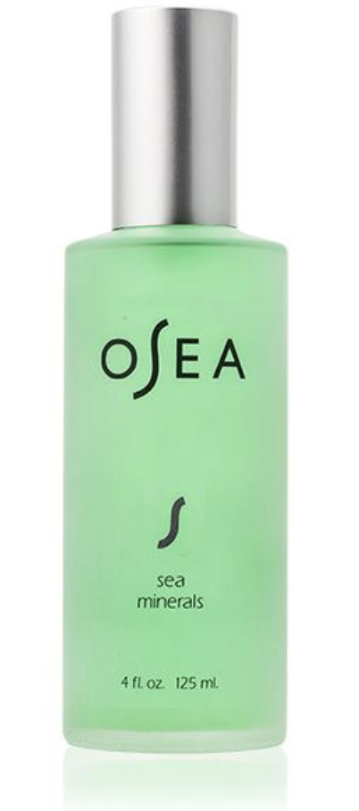 Sea Minerals Mist - This is my second favorite Osea product, cause you know Momma loves a misting moment. This mist delivers immediate hydration and prepares skin for maximum absorption of serums and moisturizers. You can spray this mist in between each step of your skincare to help everything absorb! It's genius. It's also full of nothing but goodies your skin will drink up and love. This is also a great mist for someone who is over floral-scented mists. This just smells downright fresh!