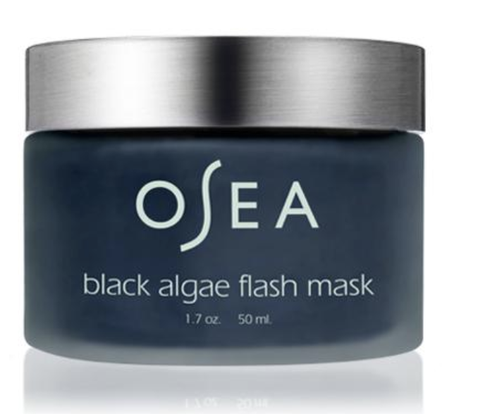 Black Algae Flash Mask - This mask is so fun. For one, I love to create Osea mask face art with it. Two, the benefits are plentiful. It detoxes, exfoliates, reduces surface impurities, replenishes moisture, and leaves you glowing! For real, you will be red after this mask in the best way. This is not recommended for sensitive skinned hunnies, but if you're like me and your face can handle a real wild ride, this is the Osea mask for you.