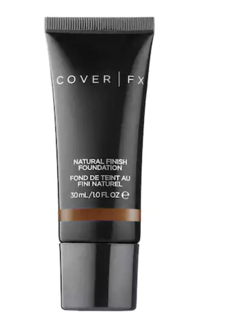 Cover FX Natural Finish foundation (I have this and it's one of my faves, and I have a LOT)