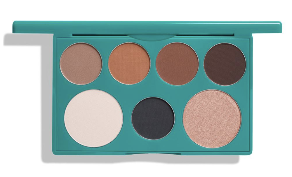 Thrive warm neutrals eye palette
