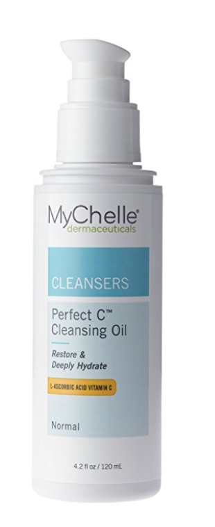 My Makeup Mychelle Perfect C oil cleanser