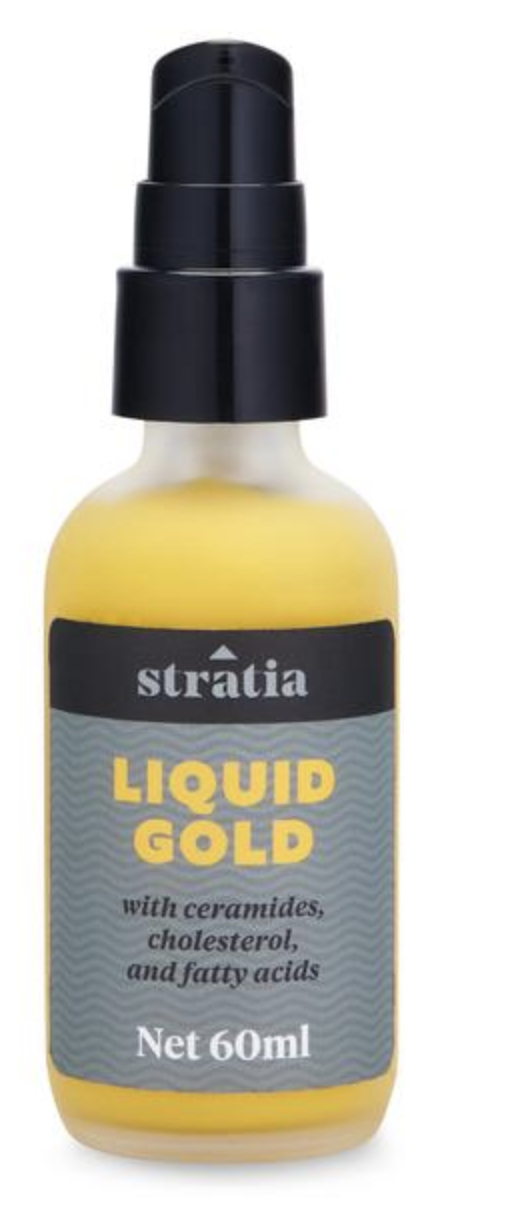 Stratia liquid gold repair moisturizer