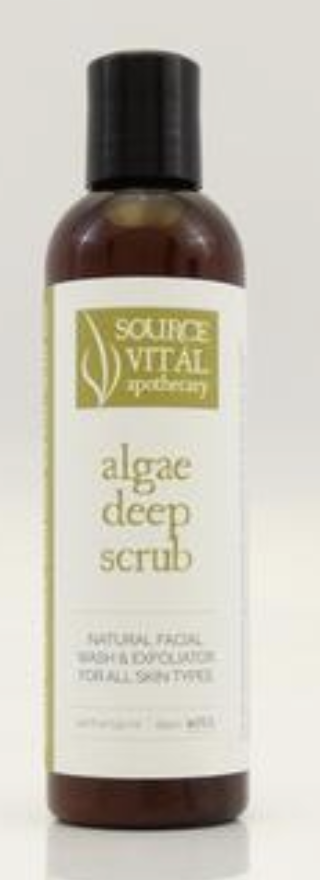 Source vital algae deep scrub