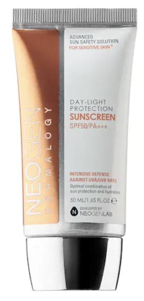 Neon Day-Light protection Sun Screen SPF 50