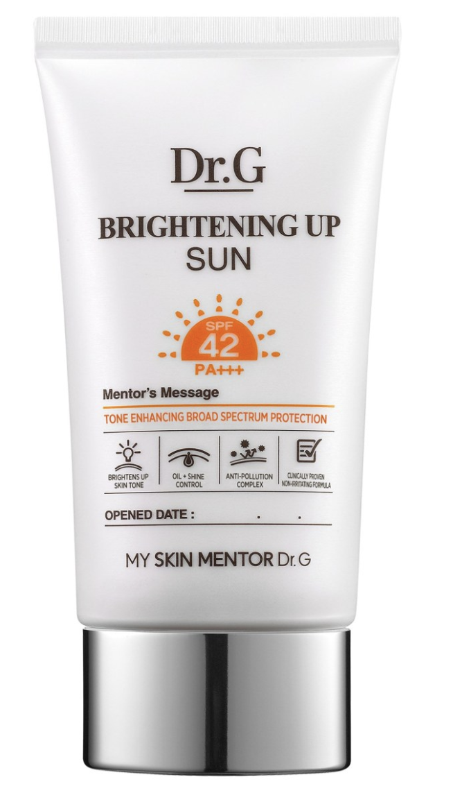 Dr. G brightening up sun spa 50