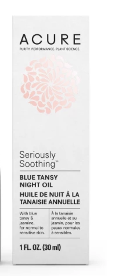 Acure Blue Tansy night oil