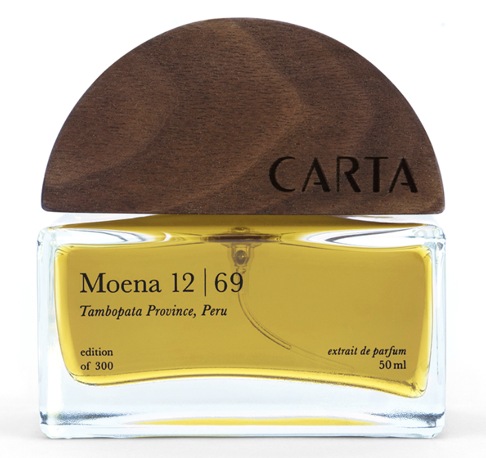 Carta fragrance organic