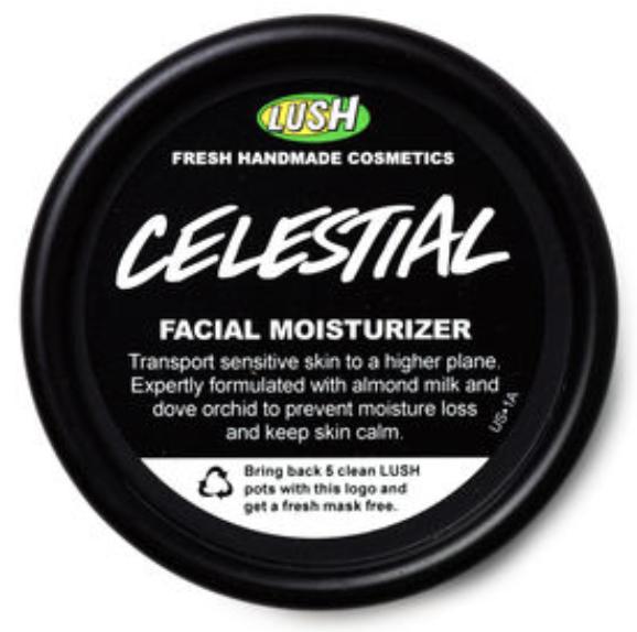 Celestial moisturizer