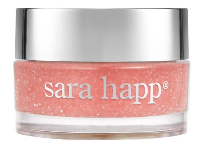 Sara happ Lip scrub