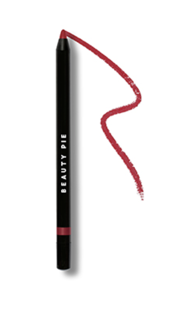Beauty pie wonder gel liner reckless red