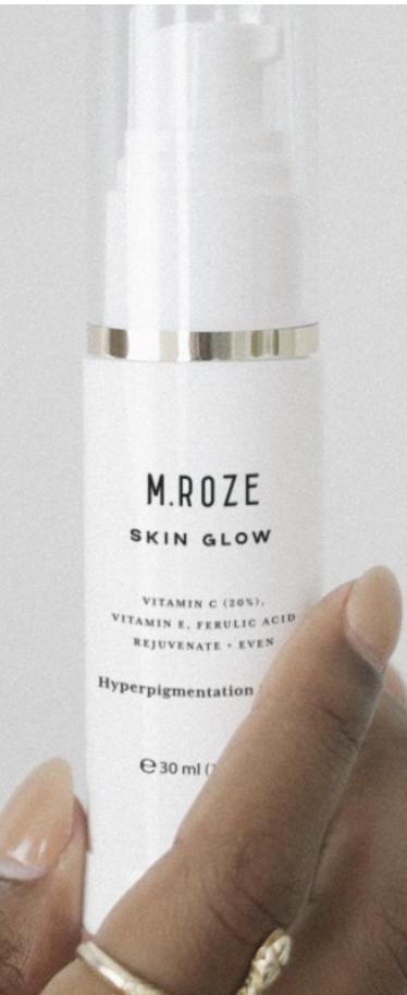 M. Roze Skin glow vitamin c serum