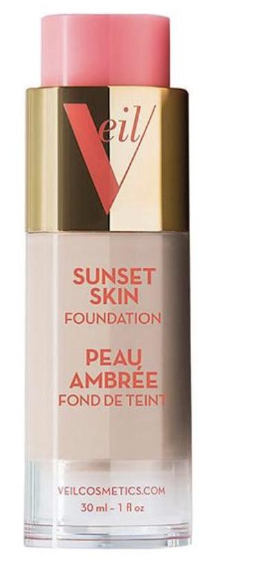 Veil cosmetics Sunset Skin foundation