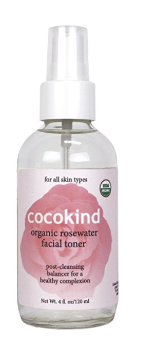 Cocokind rose water toner