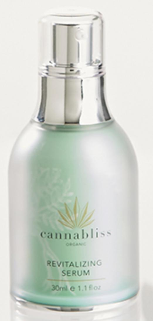 Cannabliss Organic revitalizing serum