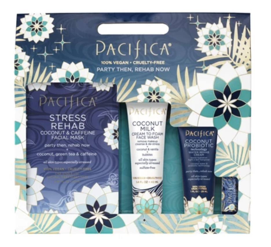 Pacifica Party Then Rehab Now Collection