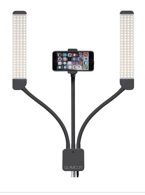 Glamcor Multimedia Lighting Kit