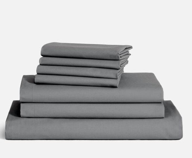 Brooklinen Sheets- They currently have their biggest sale of the year for Black Friday