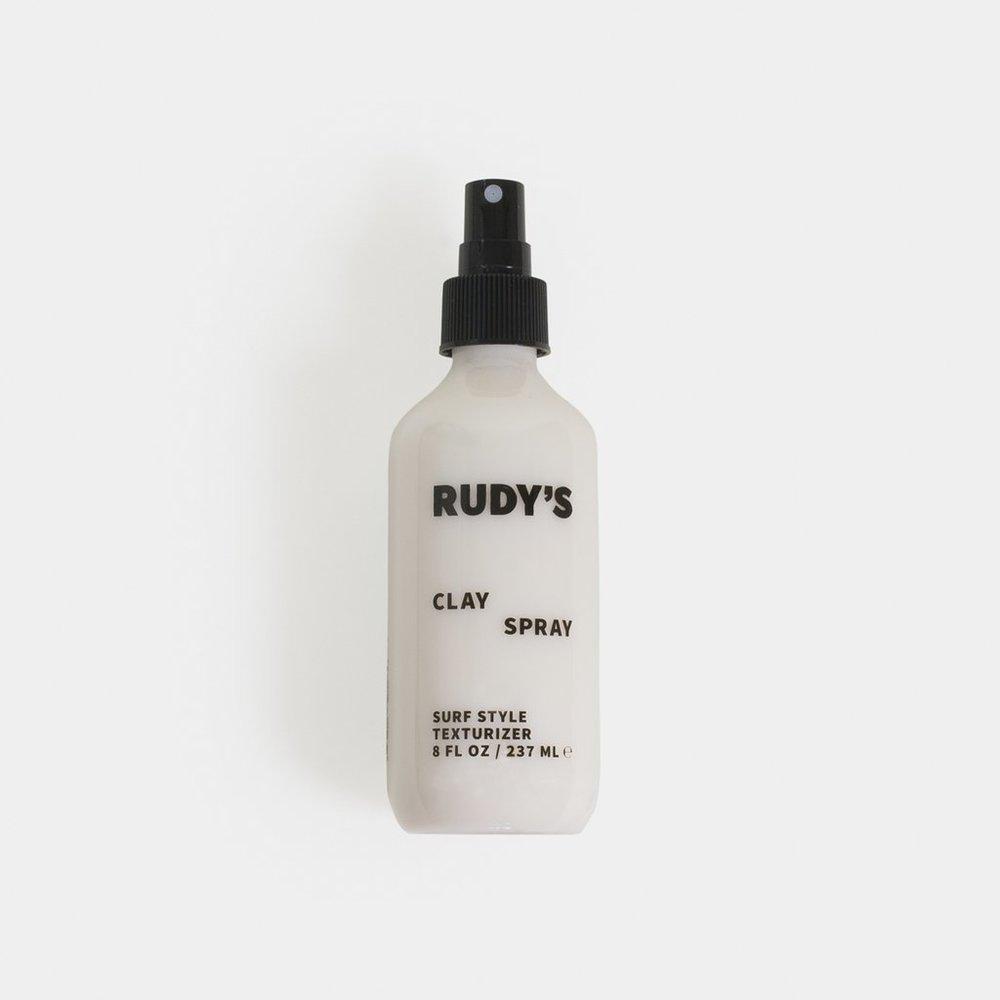 Rudy's clay spray