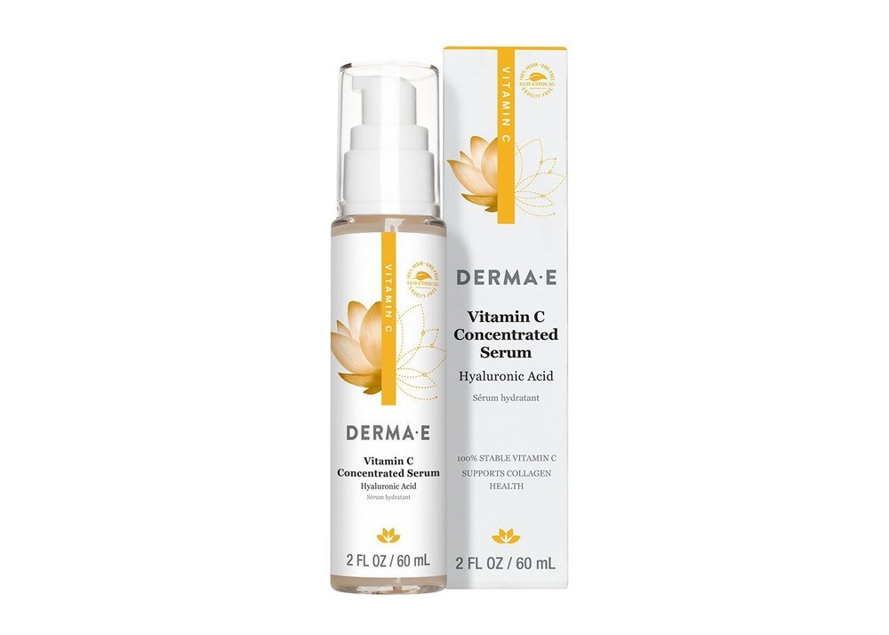Derma E Vitamin C Concentrated Serum with Hyaluronic Acid