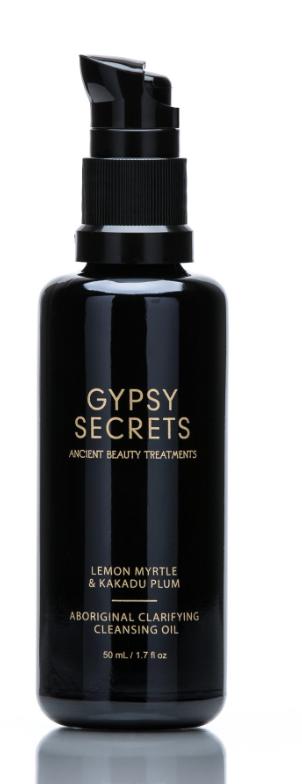 Gypsy Secrets cleansing oil