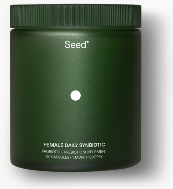 Seed Probiotics-Use code NATCH for 15% your first month