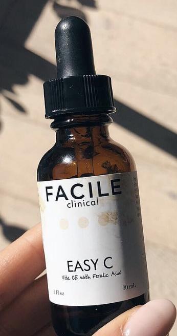 Facile Easy C serum