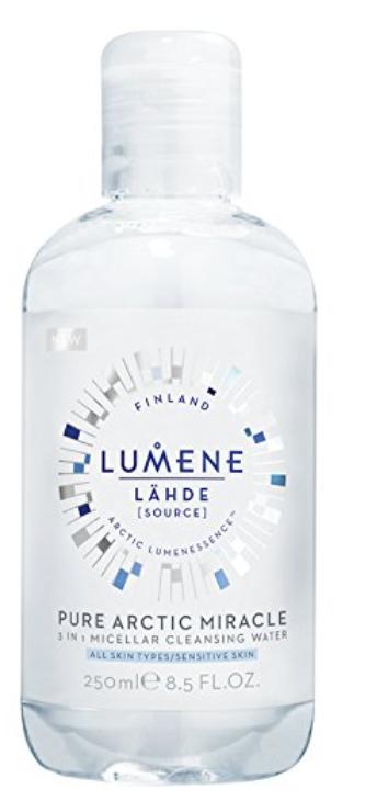 Lumene pure arctic miracle micellar water