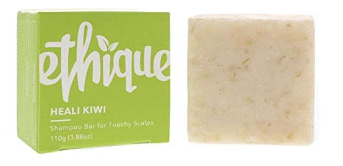 Ethique Kiwi shampoo bar